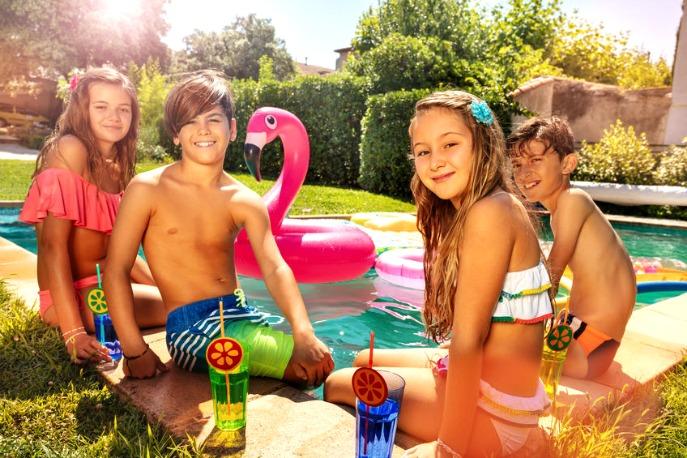 teen pool party ideas
