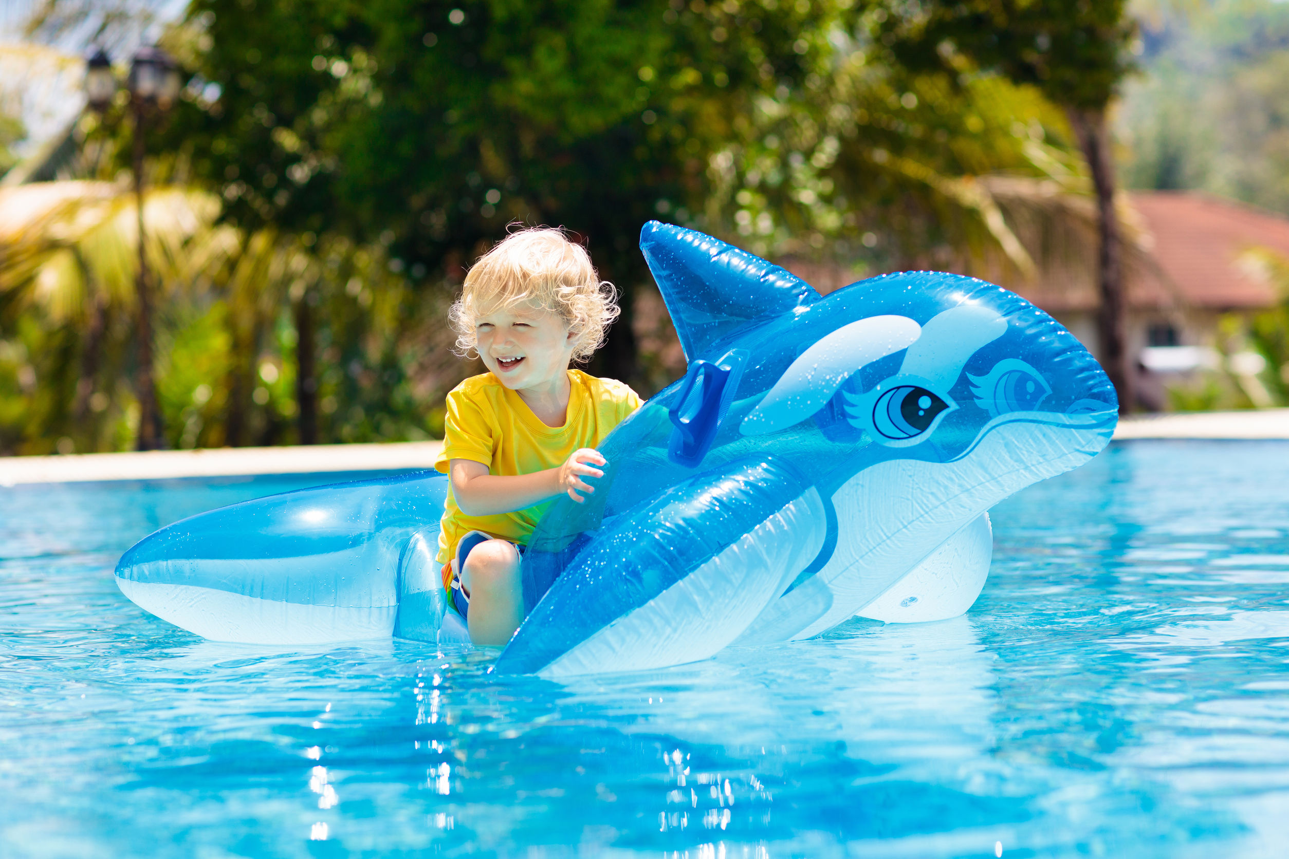 cool pool floats for kids
