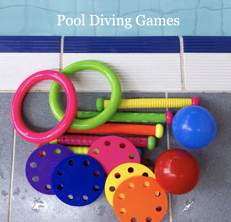 pool diving games