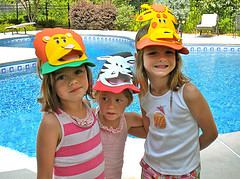 kids pool party ideas