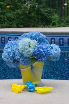 Swimming Pool Decorations Lights Floats And Fountains