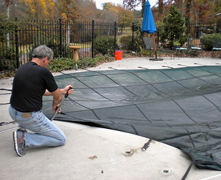 Inground Pool Cover A Pool Owner 39 S Guide