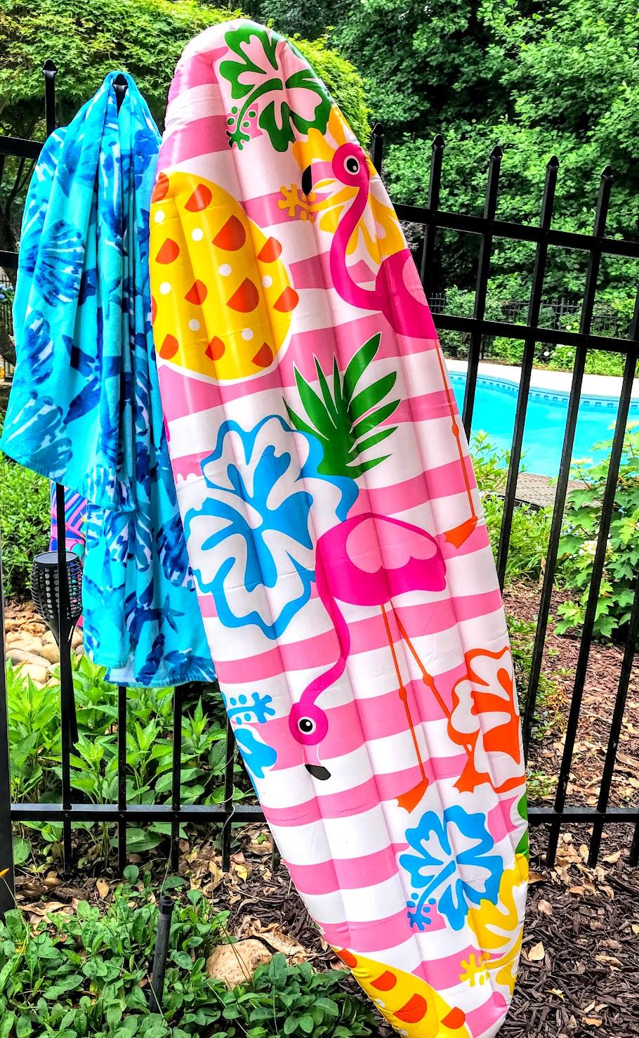 Hawaiian Pool Party