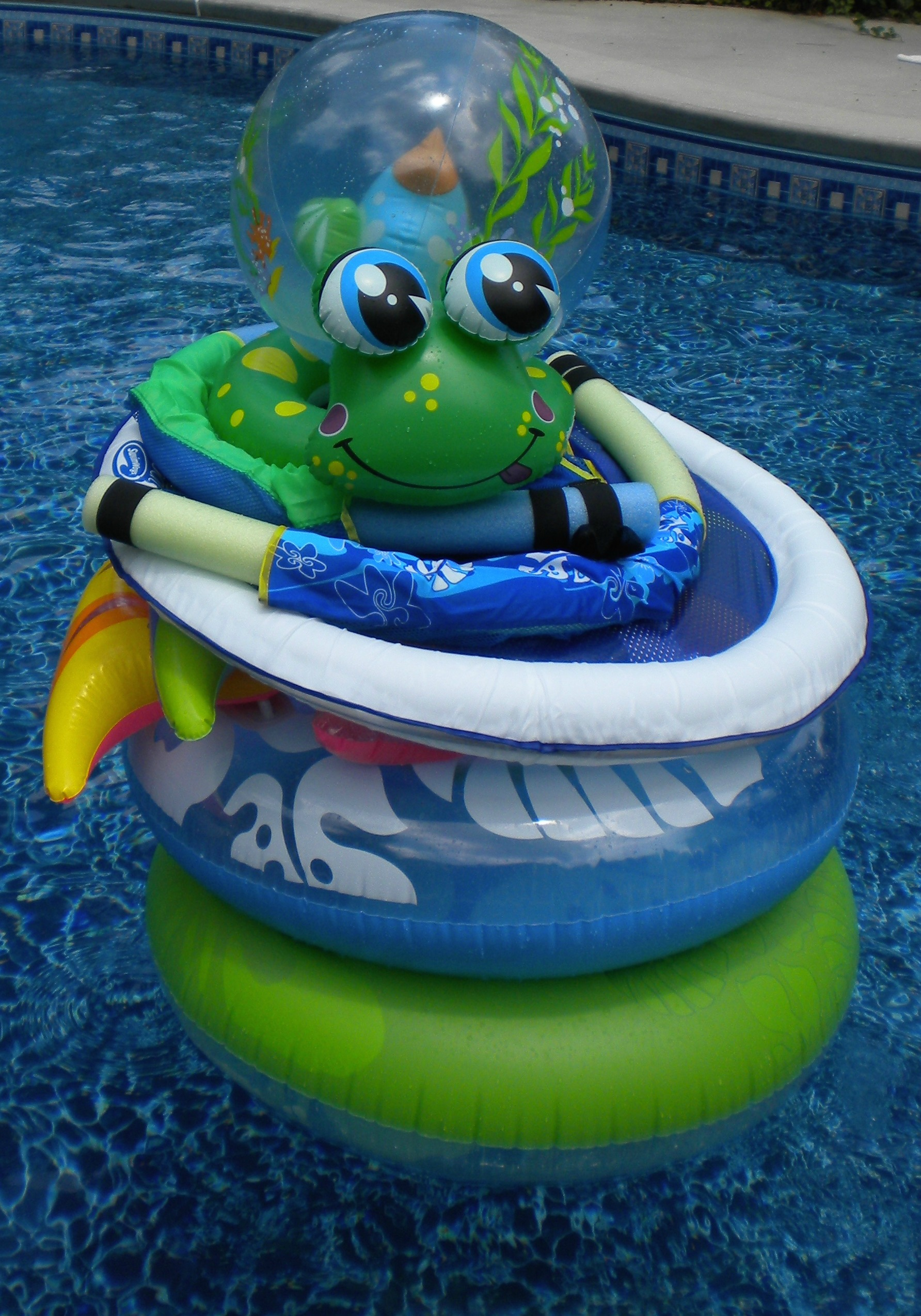 Fun Swimming Pool Floats From Reclining To Spring Floats