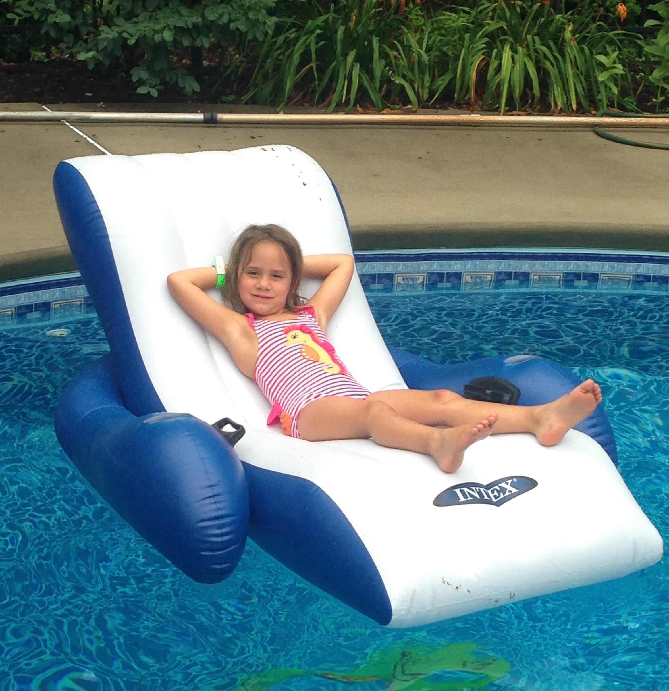 swimming pool floats