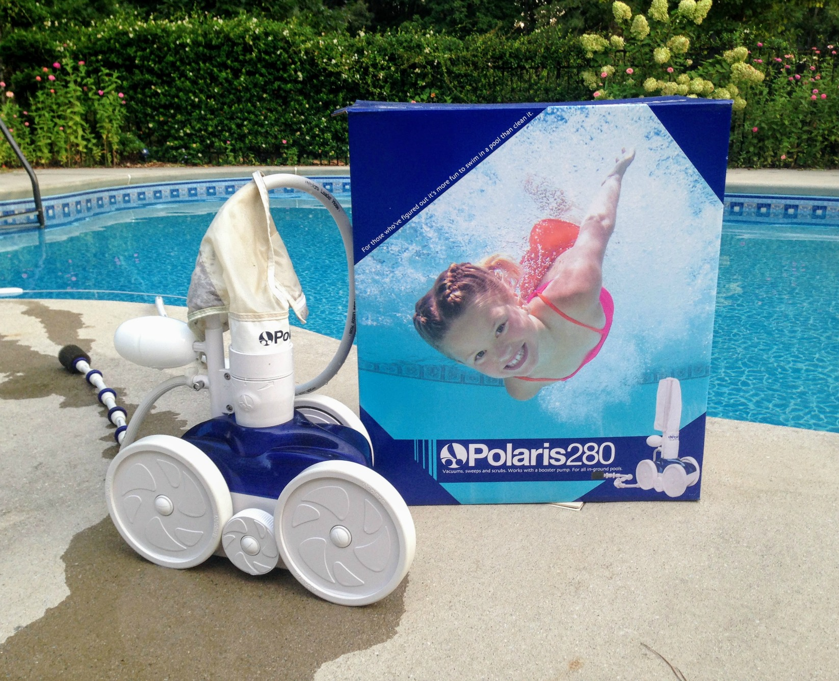 automatic inground pool cleaners