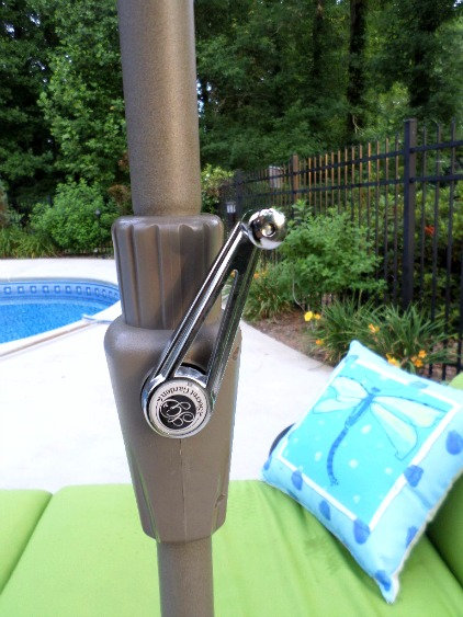 crank patio umbrella
