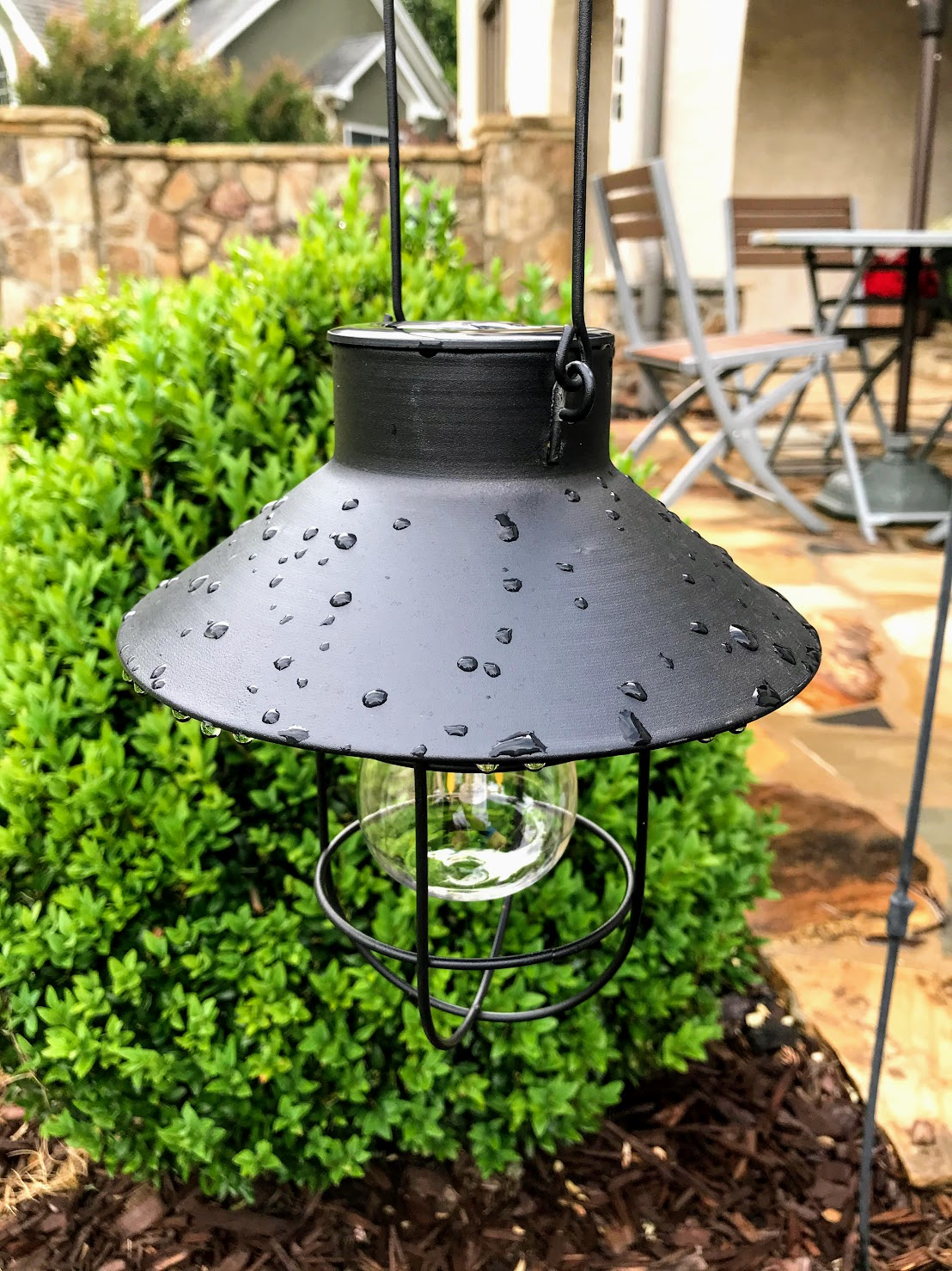 hanging solar lights