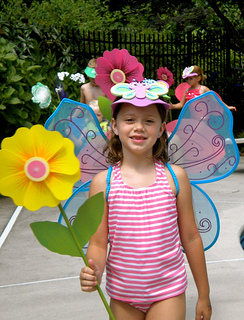 butterfly birthday party