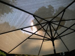 patio umbrella fabric