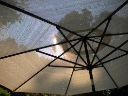 patio table umbrellas