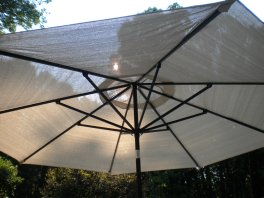 your guide to pool umbrellas
