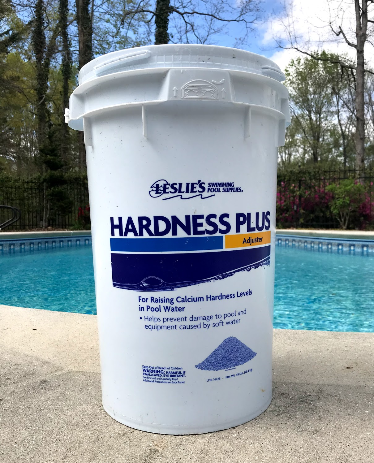 chemicals for swimming pool
