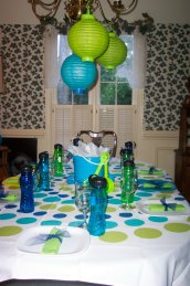 indoor beach party ideas