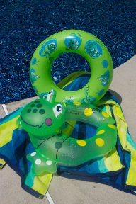 inflatable swim rings