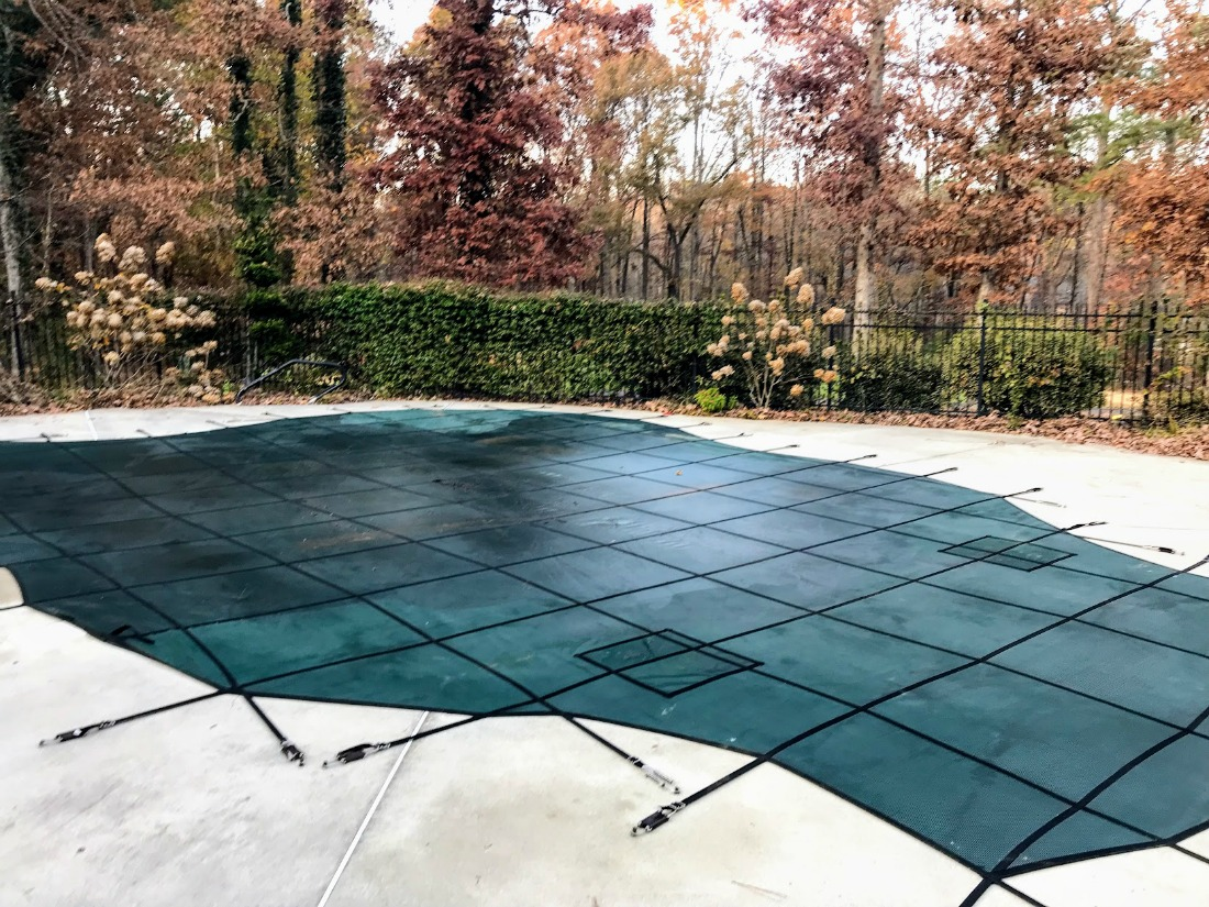 inground swimming pool cover
