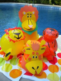 jungle party games