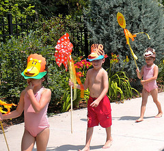 pool party game ideas