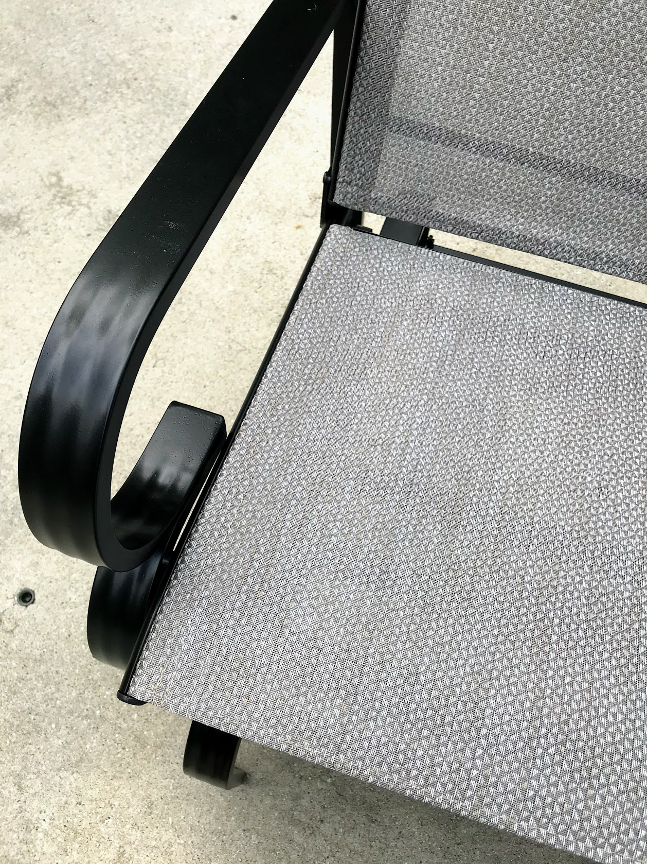 quick drying swimming pool chair