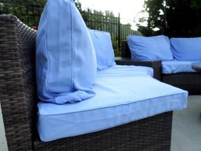 patio furniture conversation set