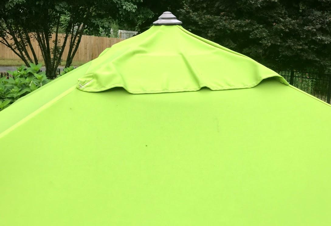 guide to outdoor patio umbrella fabric