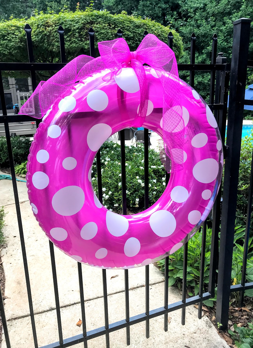girls pool party ideas