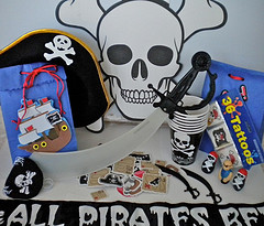 pirate birthday supplies