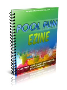 Pool Fun Newsletter