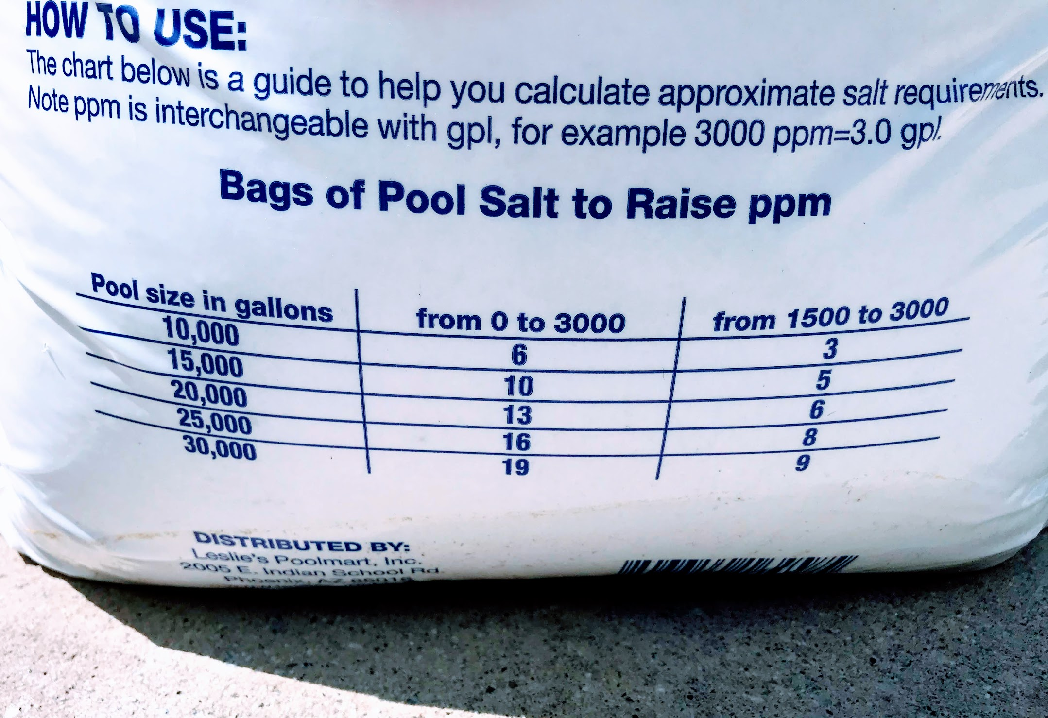 salt water pool vs chlorine