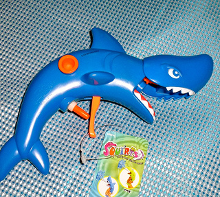 shark birthday party ideas