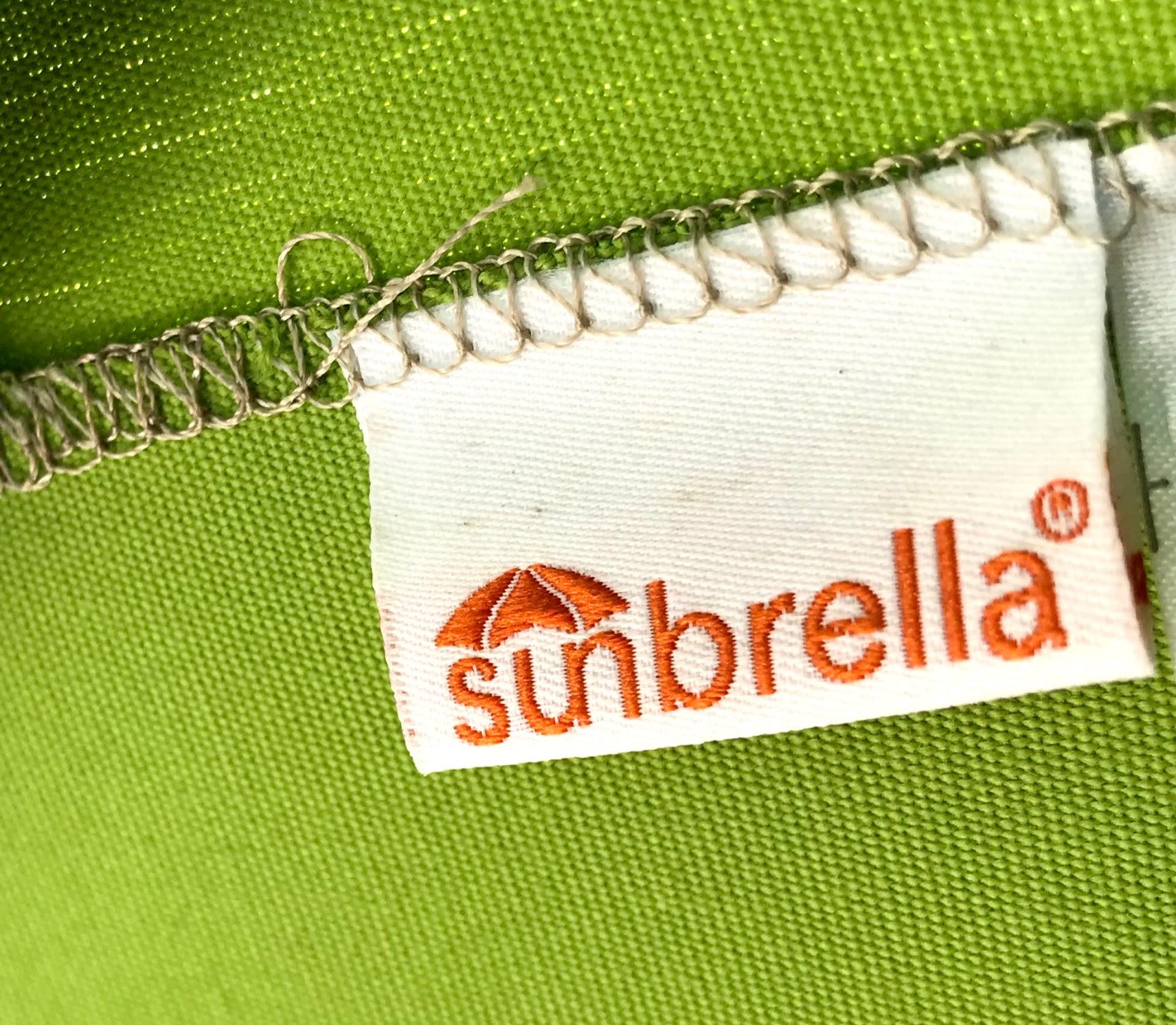 the best rectangular patio umbrella fabric