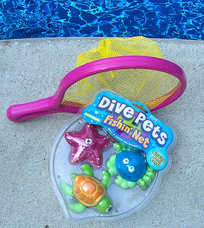 pool dive toys