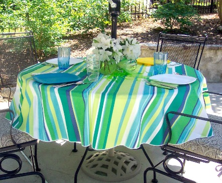 umbrella tablecloths