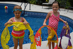 under the sea game, party games swimming pool
