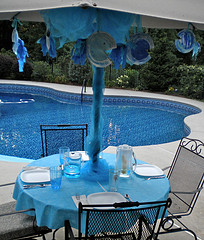 Pool Party Themes Head To The Beach Or Swim In Shark