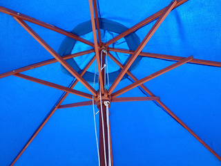 patio umbrella frame