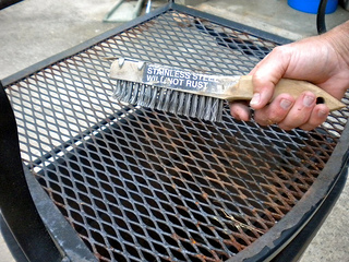 wrought iron outdoor furniture care