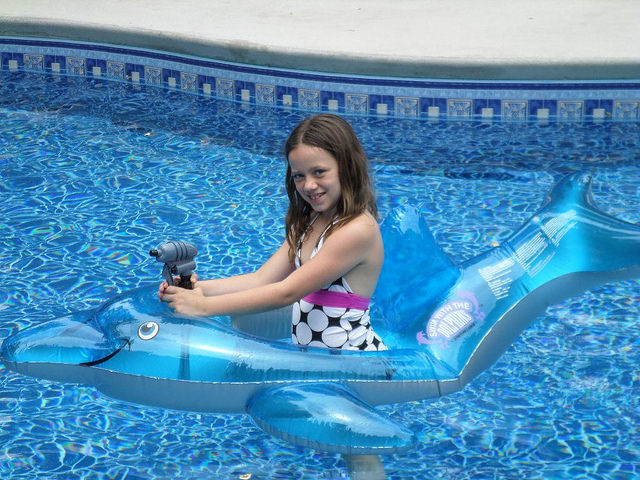 floating pool toys