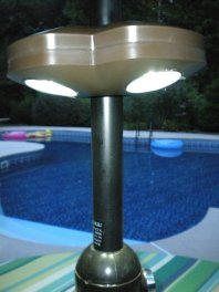 outdoor patio umbrella lights