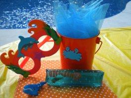 beach birthday party ideas