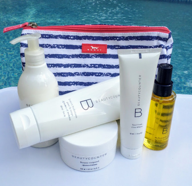 dry skin care tips for swimmers