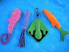 diving pool party games for kids