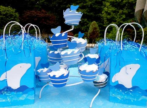 pool birthday party