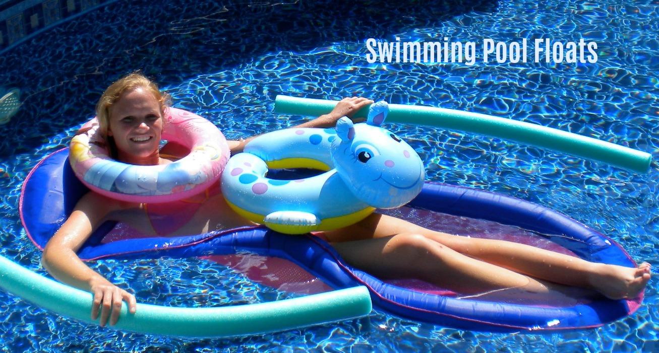fun pool floats