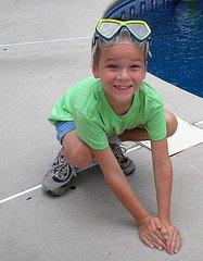 kids pool party ideas
