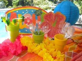 Hawaiian Party Ideas
