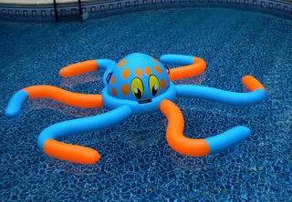 swimming pool toys