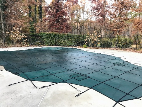 Inground Pool Cover A Pool Owner S Guide