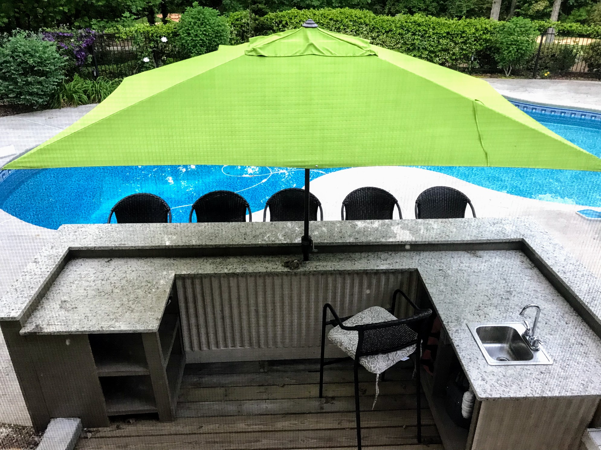 rectangle patio umbrella