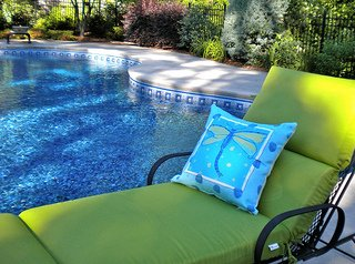 swimming pool furniture